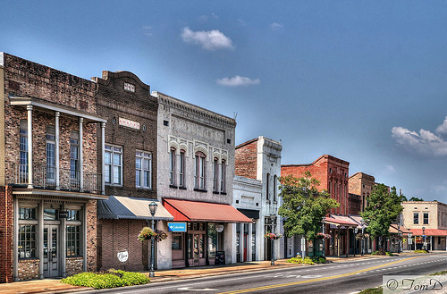 Visit Beautiful Brewton, Alabama